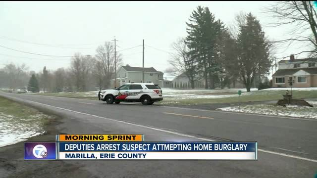 POLICE- Marilla teen breaking into home caught