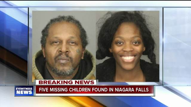 Five missing children found in Niagara Falls