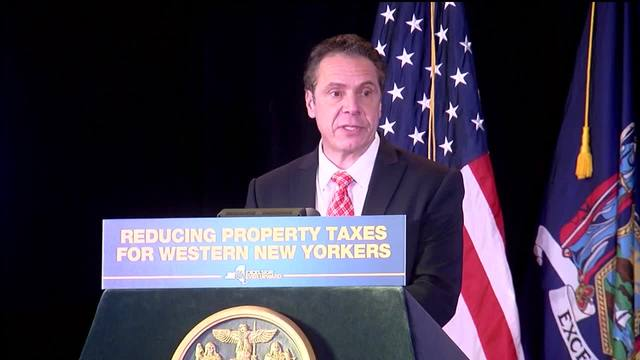 Gov- Cuomo looks to consolidate local government