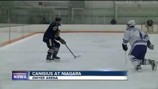 Canisius pushes unbeaten streak to 14