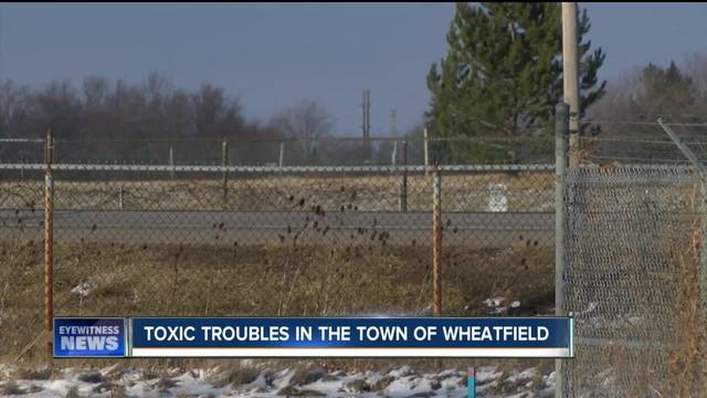 Toxic troubles in Town of Wheatfield