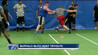 Indoor football returns to Western New York