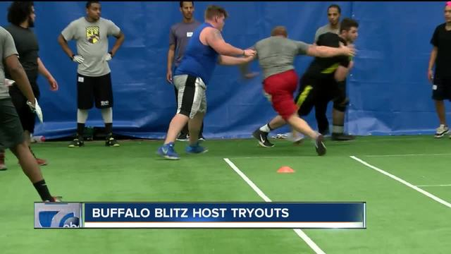 Indoor football returns to WNY