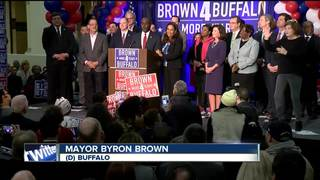 Buffalo Mayor Byron Brown to run for fourth term
