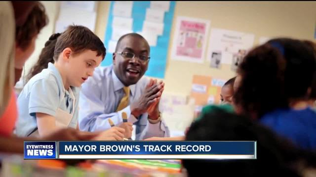 Mayor Brown-s Track Record