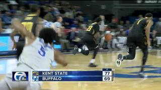 Bulls struggle in 77-69 loss to Kent State
