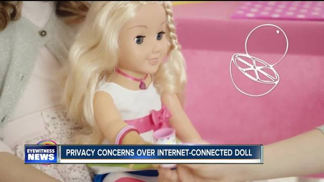 Doll could be spying on your kids