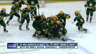 W.S. East pulls upset, advances to Fed finals