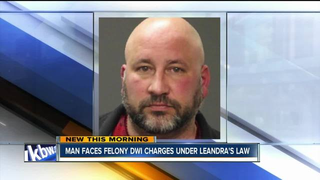 Chautauqua Co- man charged under Leandra-s Law