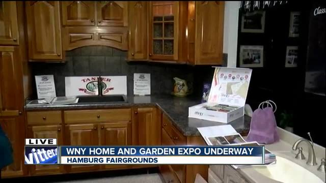 WNY Home and Garden Expo 2017 officially underway