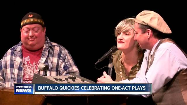 Buffalo Quickies One-Act Plays 2017