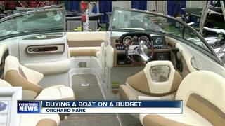Buying a boat on a budget