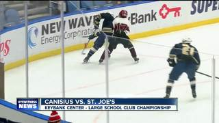 Canisius, St. Mary's & Iroquois win titles