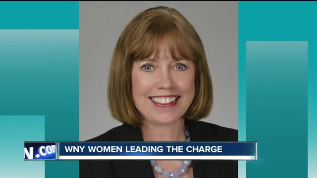WNY women leading the charge