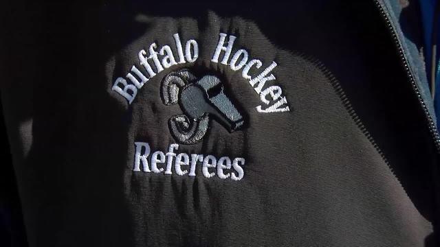 Referees react