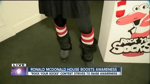Ronald McDonald House raises awareness with new photo contest
