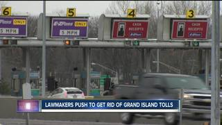 Lawmakers push to get rid of Grand Island tolls
