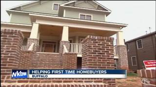 Help for first time homebuyers in WNY