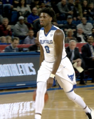 UB's Blake Hamilton named to MAC 2nd team