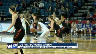 Smith powers Bulls to MAC tourney win over BGSU