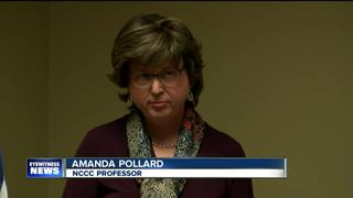 Public grills NCCC board about president scandal