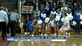 Health Sciences wins Class B Championship
