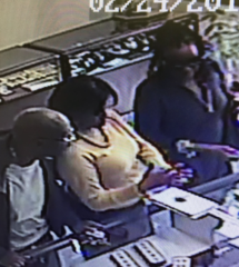 Police: Three people stole $10,000 in rings