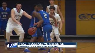 Health Sciences advances to NYS semi-finals