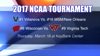 Buffalo set to host NCAA 1st & 2nd Round