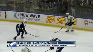 Wmsv. North wins DI hockey championship