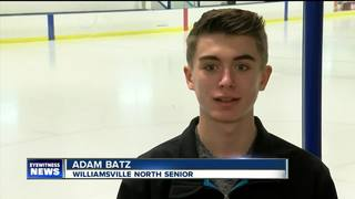 Adam Batz named Super 7 Athlete of the Week