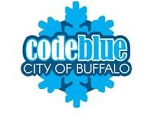 Code Blue 32 tonight in Buffalo