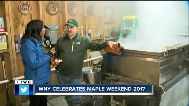 Sweet Day: March 26 Is Maine Maple Sunday
