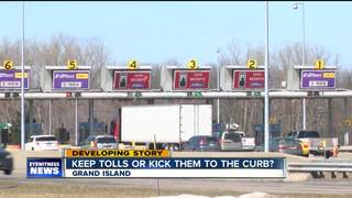 Business owners want to get rid of tolls