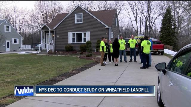DEC to investigate Wheatfield Superfund site