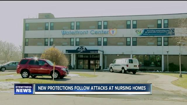 New protections follow attacks at nursing homes