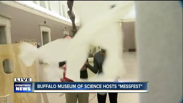 Buffalo Museum of Science hosts annual Messiest