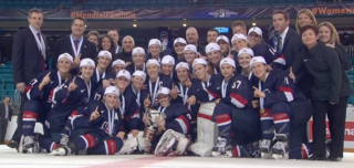 Zach Bogosian tweets support for USWNT