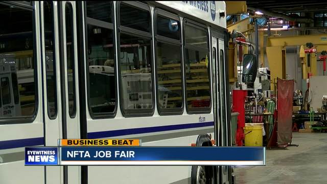 NFTA holds open house for open positions