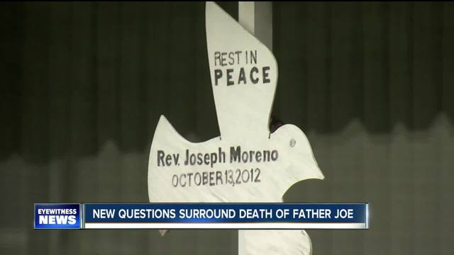 Moreno family wants investigation reopened into priest-s death