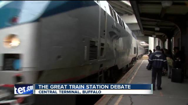 The great train station debate