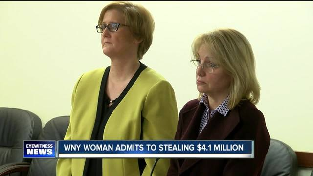 WNY woman admits to stealing -4-1 million from Towne Automotive