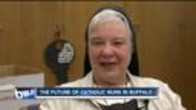 Future of nuns in Buffalo