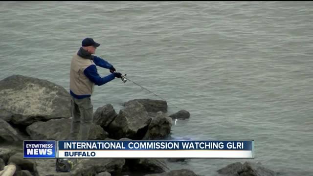International Commission watching GLRI