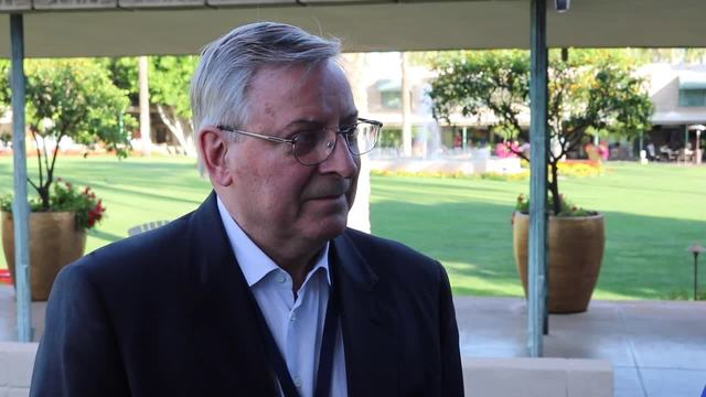 Bills owner Terry Pegula addresses the media at the NFL Owner-s Meetings…