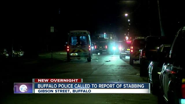 Buffalo police investigating reported stabbing overnight