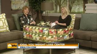 Losing Weight with Ideal You Weight Loss Center