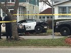 Driver crashes after stealing police cruiser