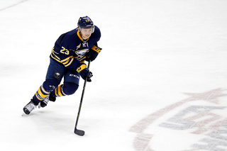Sabres' Reinhart responds to getting benched