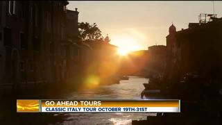 Go Ahead Tours - Classic Italy